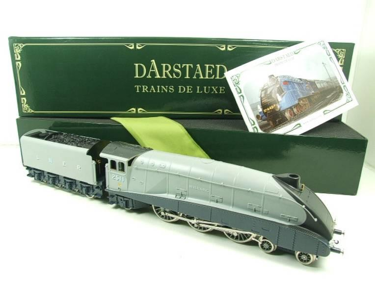 "Darstaed O Gauge A4 Pacific LNER ""Silver King"" R/N 2511 Boxed Electric 3 Rail HR image 22"