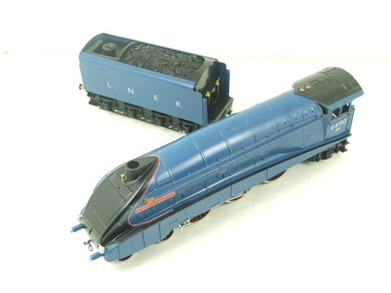 "Darstaed O Gauge A4 Pacific LNER Blue Loco & Tender ""Empire of India"" R/N 4490 Elec 3 Rail Bxd image 12"