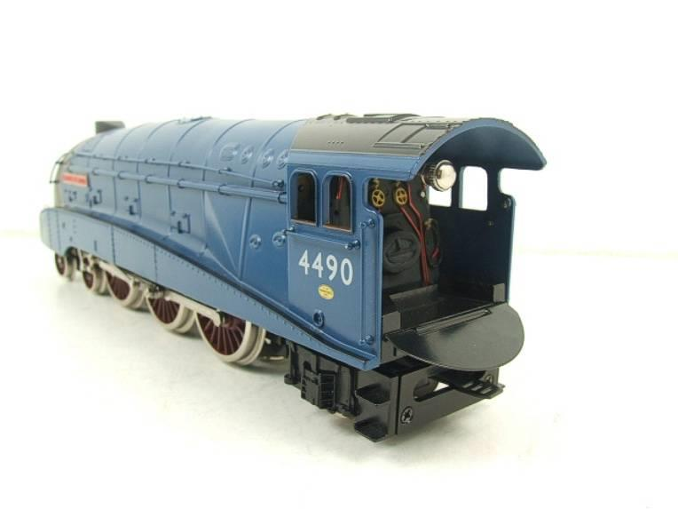 "Darstaed O Gauge A4 Pacific LNER Blue Loco & Tender ""Empire of India"" R/N 4490 Elec 3 Rail Bxd image 13"