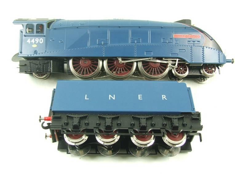 "Darstaed O Gauge A4 Pacific LNER Blue Loco & Tender ""Empire of India"" R/N 4490 Elec 3 Rail Bxd image 14"