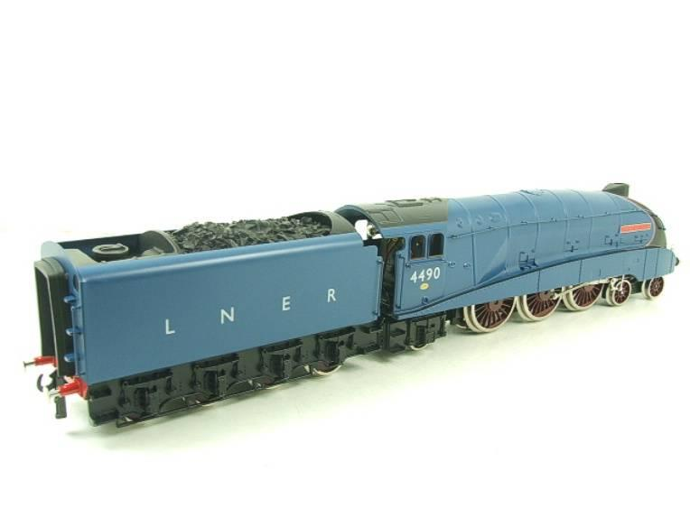 "Darstaed O Gauge A4 Pacific LNER Blue Loco & Tender ""Empire of India"" R/N 4490 Elec 3 Rail Bxd image 20"