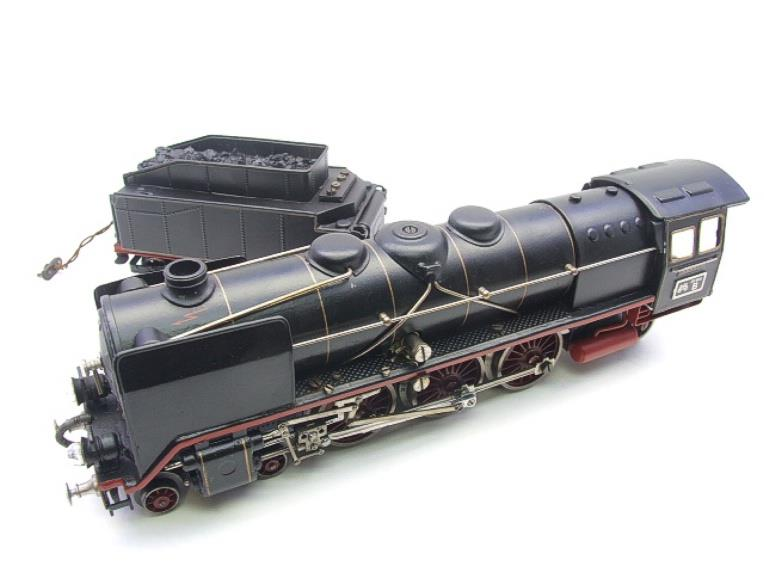 Marklin O Gauge HR66/12920 4-6-2 Loco & Eight Wheeled Tender Electric 20v image 11