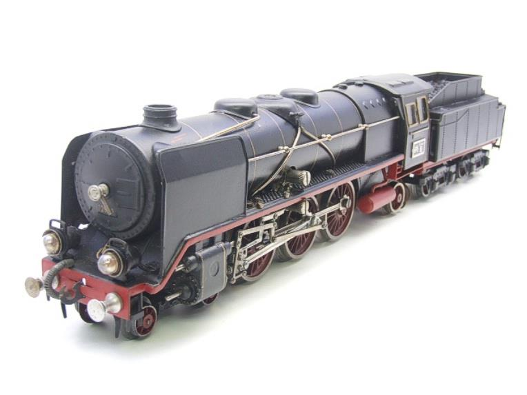 Marklin O Gauge HR66/12920 4-6-2 Loco & Eight Wheeled Tender Electric 20v image 17