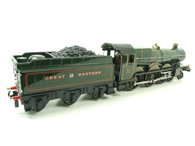 "Ace Trains O Gauge E7 GWR Castle Class ""Warwick Castle"" R/N 4081 Electric Boxed image 14"