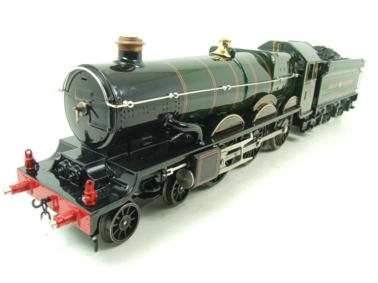 "Ace Trains O Gauge E7 GWR Castle Class ""Warwick Castle"" R/N 4081 Electric Boxed image 15"