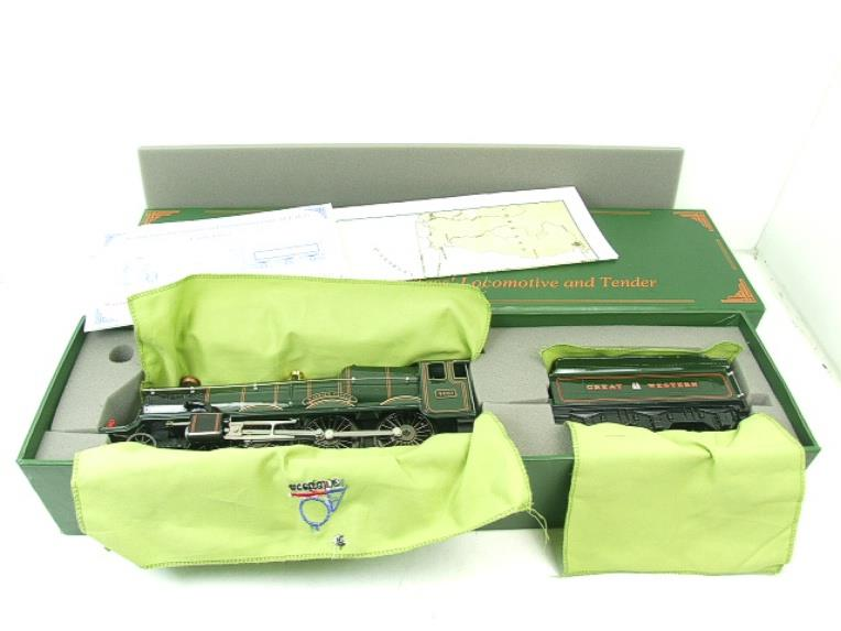 "Ace Trains O Gauge E7 GWR Castle Class ""Warwick Castle"" R/N 4081 Electric Boxed image 19"