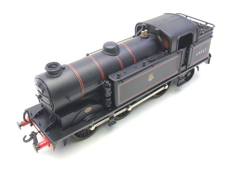 Ace Trains O Gauge E11/GS BR Class N2 Tank Loco R/N 69587 & Goods Set Boxed image 13