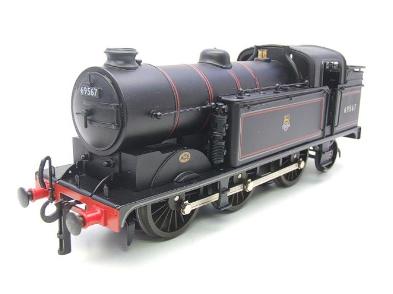 Ace Trains O Gauge E11/GS BR Class N2 Tank Loco R/N 69587 & Goods Set Boxed image 15