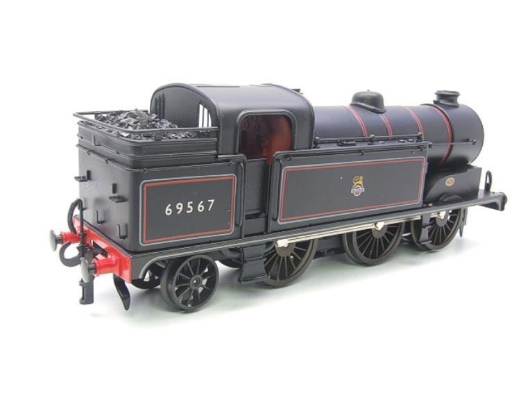 Ace Trains O Gauge E11/GS BR Class N2 Tank Loco R/N 69587 & Goods Set Boxed image 19