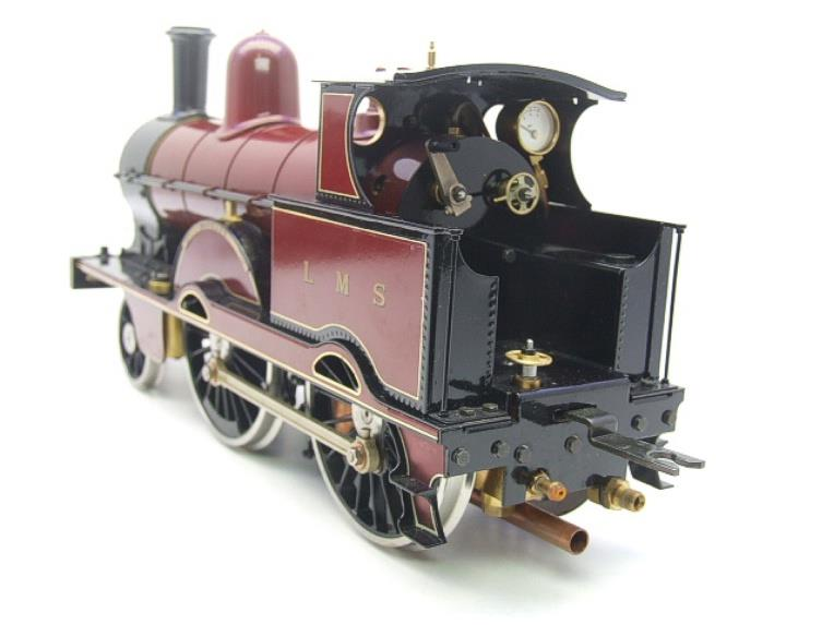 "Gauge 1, Aster, Seriel No.150/210, LMS ""Jumbo"" Novelty 2-4-0 Loco & Tender, R/N 5036 Live Steam. image 13"