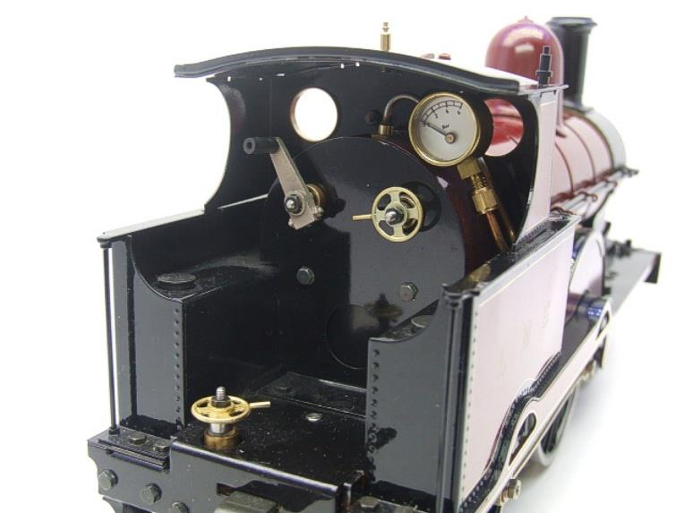 "Gauge 1, Aster, Seriel No.150/210, LMS ""Jumbo"" Novelty 2-4-0 Loco & Tender, R/N 5036 Live Steam. image 15"
