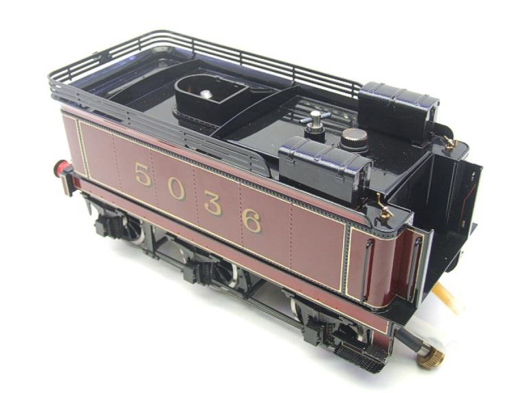 "Gauge 1, Aster, Seriel No.150/210, LMS ""Jumbo"" Novelty 2-4-0 Loco & Tender, R/N 5036 Live Steam. image 16"