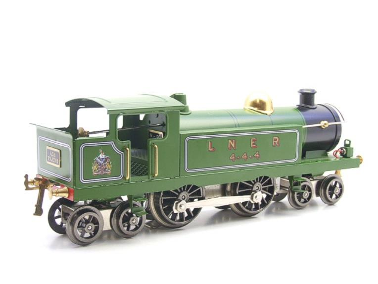 Ace Trains O Gauge E/1 LNER 4-4-4 Tank Loco R/N 4-4-4 Electric 3 Rail image 11