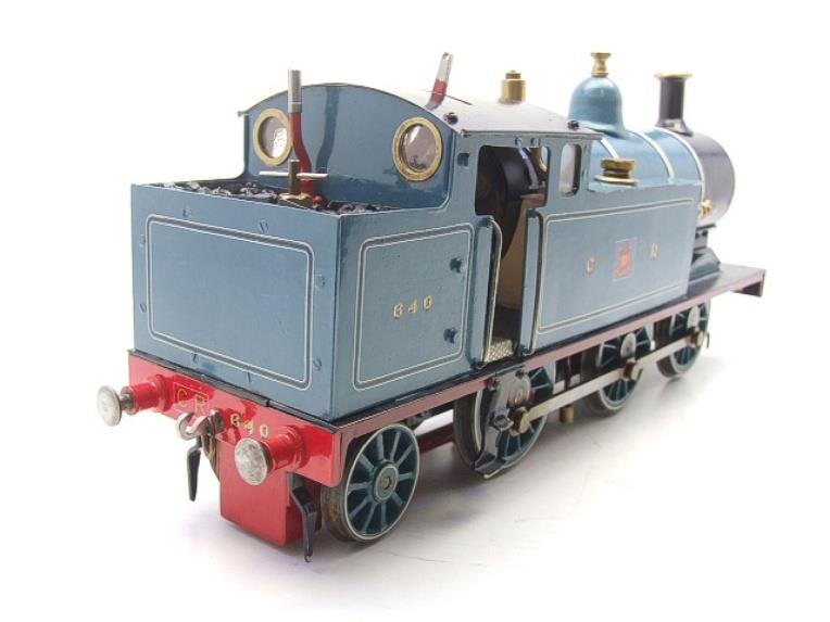 Gauge 1 Freelance CR Caledonian Railway 0-6-2 Tank Loco R/N 640 Spirit Fired Live Steam image 12