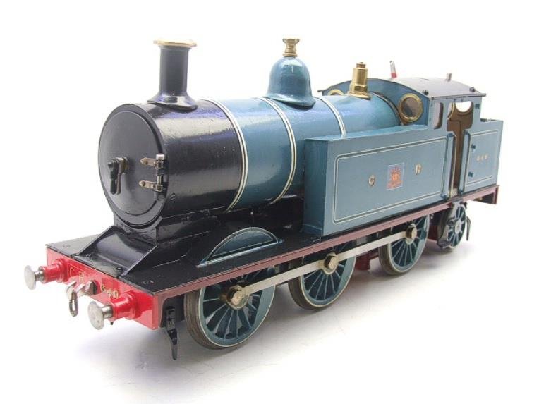 Gauge 1 Freelance CR Caledonian Railway 0-6-2 Tank Loco R/N 640 Spirit Fired Live Steam image 16