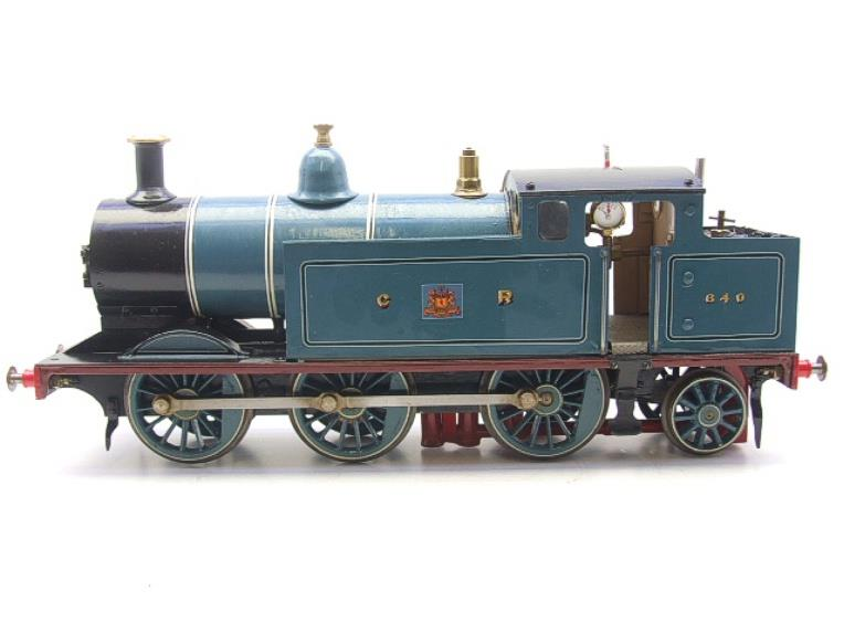 Gauge 1 Freelance CR Caledonian Railway 0-6-2 Tank Loco R/N 640 Spirit Fired Live Steam image 18