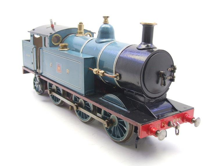 Gauge 1 Freelance CR Caledonian Railway 0-6-2 Tank Loco R/N 640 Spirit Fired Live Steam image 19
