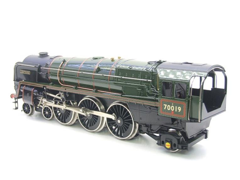 "Ace Trains O Gauge E27K BR Britannia Class ""Lighting"" R/N 70019 Post 56 Bxd image 12"