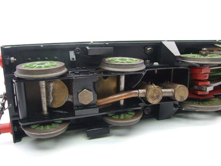 "Gauge 1 LSWR Green ""M7"" Class 0-4-4 Tank Loco R/N 59 Spirit Fired Live Steam image 14"