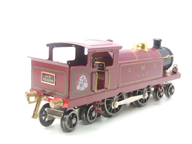 Ace Trains O Gauge E/1 LMS - Metropolitan 4-4-4 Tank Loco R/N 4-4-4 Electric 3 Rail image 11