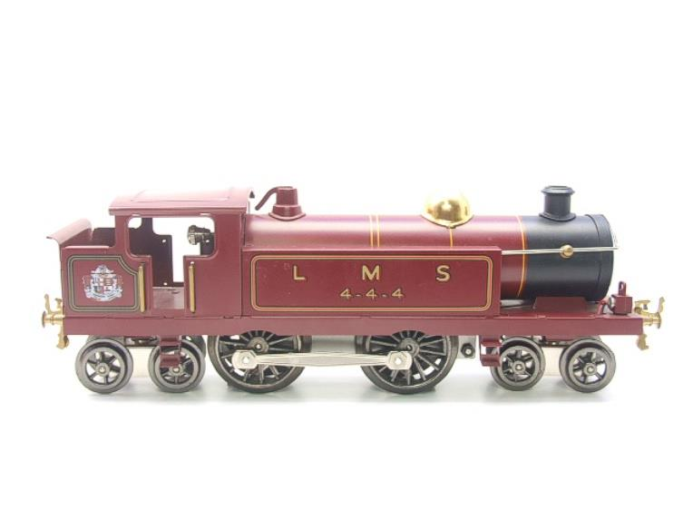 Ace Trains O Gauge E/1 LMS - Metropolitan 4-4-4 Tank Loco R/N 4-4-4 Electric 3 Rail image 14
