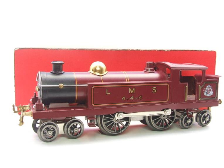 Ace Trains O Gauge E/1 LMS - Metropolitan 4-4-4 Tank Loco R/N 4-4-4 Electric 3 Rail image 15