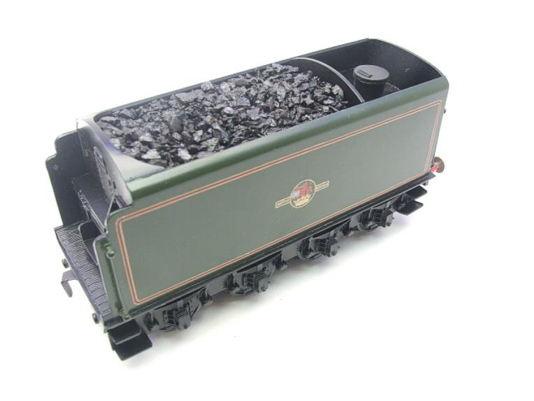 "Seven Mills O Gauge BR Green A4 Pacific ""Dwight D Eisenhower"" Loco & Tender R/N 60008 Elec 2/3 Rail image 13"
