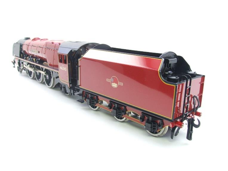 "Ace Trains O Gauge E12 BR  Duchess Pacific ""City Of London"" RN 46245 Electric 2/3 Rail Bxd image 11"