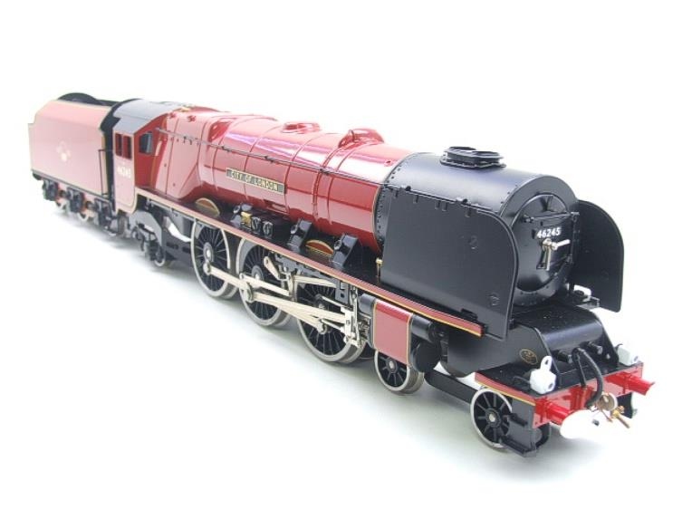 "Ace Trains O Gauge E12 BR  Duchess Pacific ""City Of London"" RN 46245 Electric 2/3 Rail Bxd image 15"