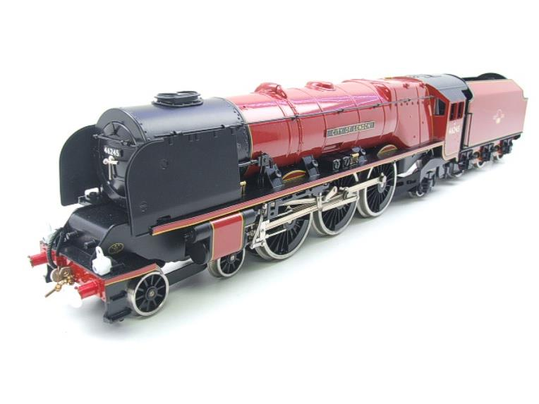 "Ace Trains O Gauge E12 BR  Duchess Pacific ""City Of London"" RN 46245 Electric 2/3 Rail Bxd image 19"