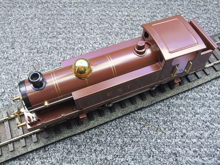 "Ace Trains O Gauge ESS/2 French ""EST"" 4-4-4 Tank Loco Electric 3 Rail Boxed image 11"
