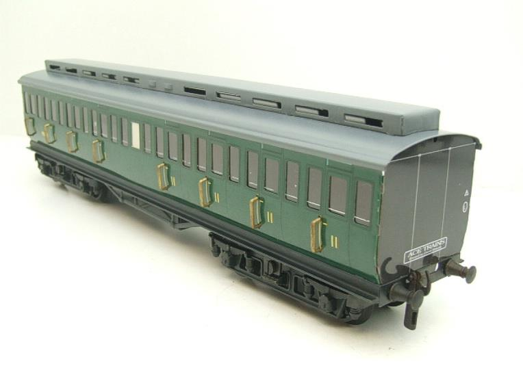 "Ace Trains French Edition O Gauge French ""Nord"" C1 Passenger Coaches x3 Set Boxed image 14"