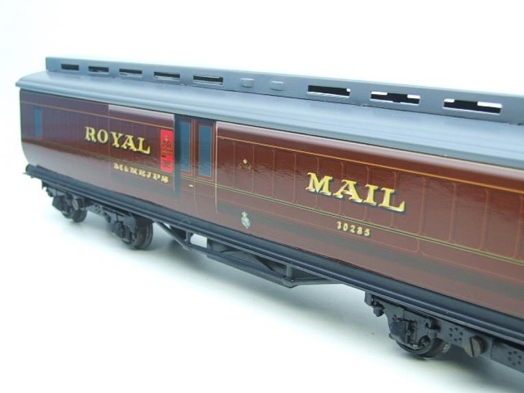 Ace Trains O Gauge LMS / MR Brian Wright Overlay Series TPO Mail Coach RN 30285 image 11