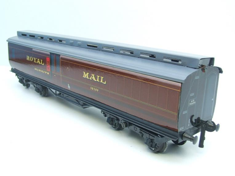 Ace Trains O Gauge LMS / MR Brian Wright Overlay Series TPO Mail Coach RN 30285 image 15