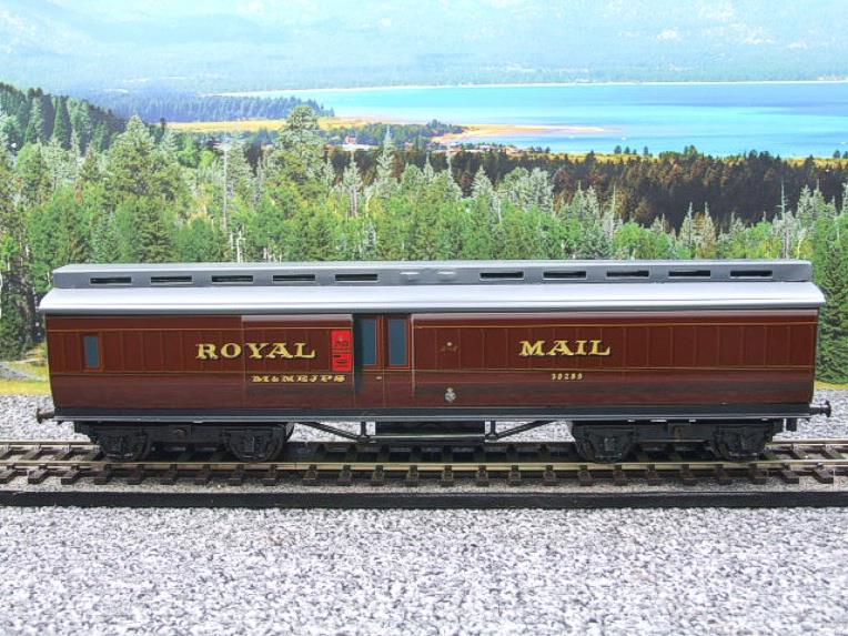 Ace Trains O Gauge LMS / MR Brian Wright Overlay Series TPO Mail Coach RN 30285 image 16