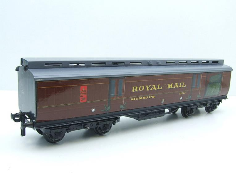 Ace Trains O Gauge LMS / MR Brian Wright Overlay Series TPO Mail Coach RN 30285 image 17
