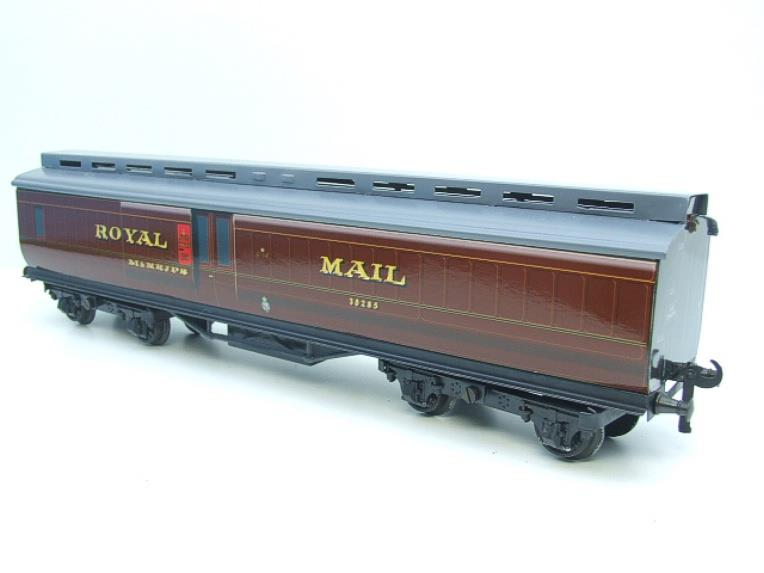 Ace Trains O Gauge LMS / MR Brian Wright Overlay Series TPO Mail Coach RN 30285 image 18