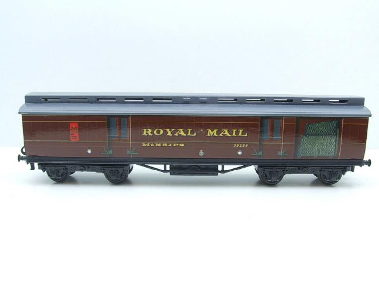 Ace Trains O Gauge LMS / MR Brian Wright Overlay Series TPO Mail Coach RN 30285 image 19