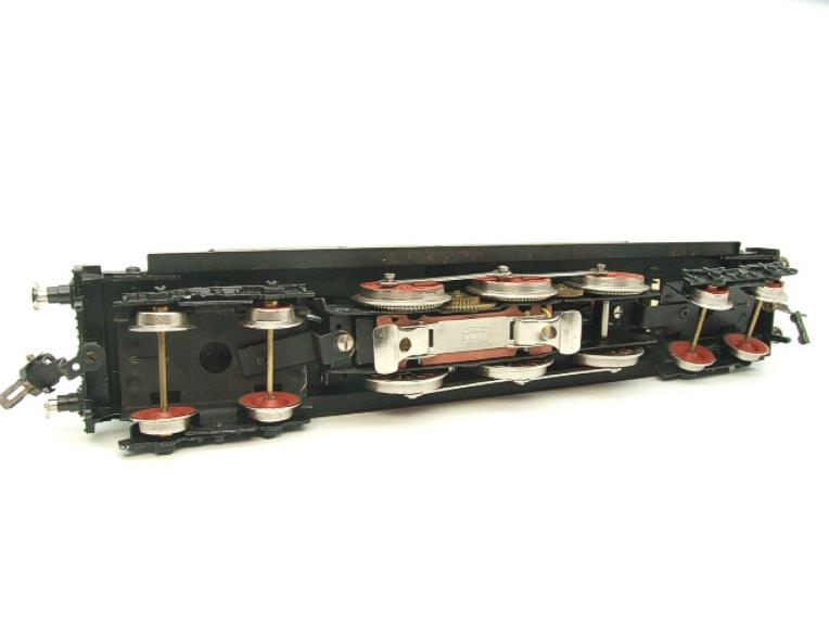 Paya Spain O Gauge 4-6-4 Green Overhead Electric 3 Rail Loco image 11