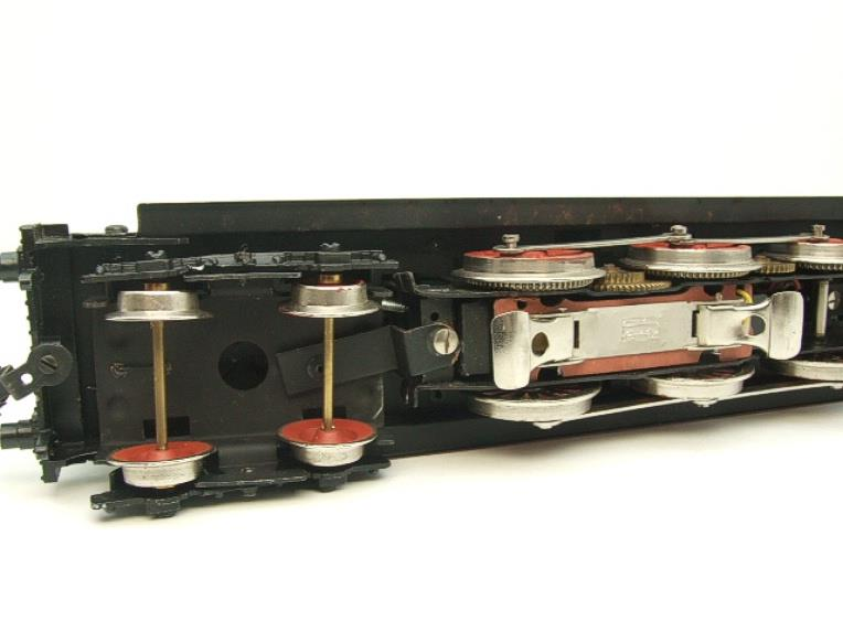 Paya Spain O Gauge 4-6-4 Green Overhead Electric 3 Rail Loco image 12