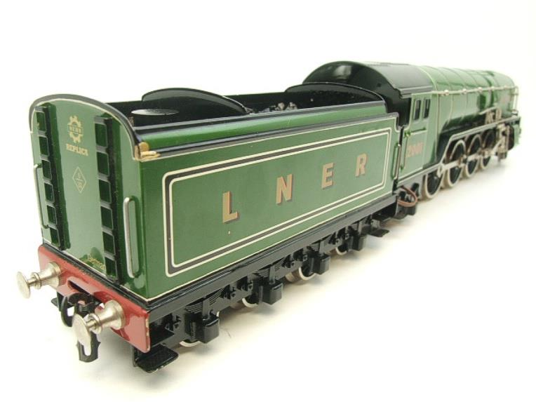 "Hehr O Gauge L70-12920 LNER ""2001"" Cock O The North"" 2-8-2 Loco & Tender Electric 20v 3 Rail image 15"