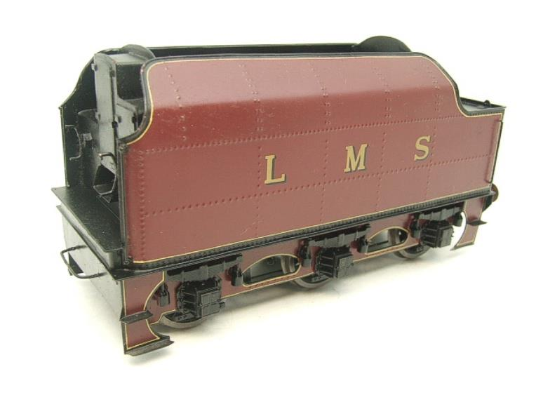"Brass Kit Built O Gauge LMS Princess Class ""Princess Elizabeth"" R/N 6201 Electric 2 Rail Fine Scale image 14"