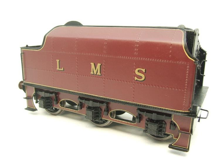 "Brass Kit Built O Gauge LMS Princess Class ""Princess Elizabeth"" R/N 6201 Electric 2 Rail Fine Scale image 15"