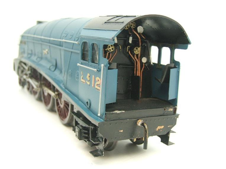 "Tower Models O Gauge LNER A4 Post War Pacific Class 4-6-2 ""Silver Fox"" R/N 2512 Electric 3 Rail image 12"
