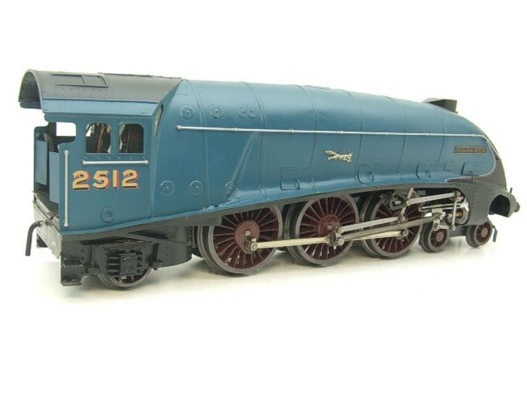 "Tower Models O Gauge LNER A4 Post War Pacific Class 4-6-2 ""Silver Fox"" R/N 2512 Electric 3 Rail image 17"
