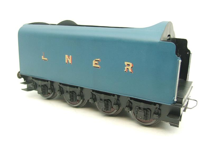 "Tower Models O Gauge LNER A4 Post War Pacific Class 4-6-2 ""Silver Fox"" R/N 2512 Electric 3 Rail image 18"