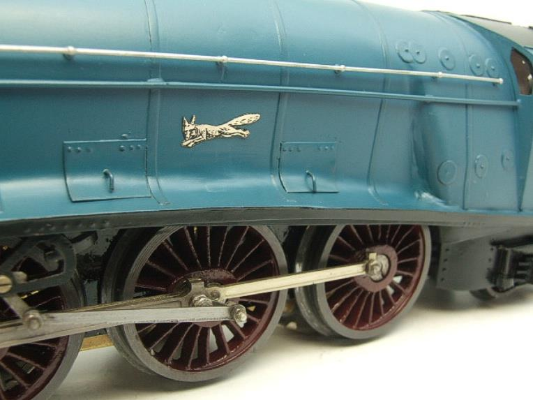 "Tower Models O Gauge LNER A4 Post War Pacific Class 4-6-2 ""Silver Fox"" R/N 2512 Electric 3 Rail image 19"