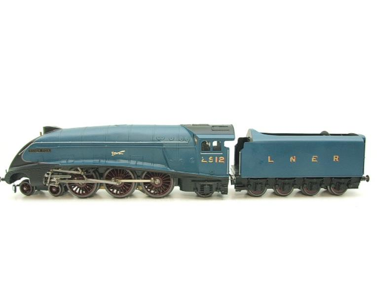 "Tower Models O Gauge LNER A4 Post War Pacific Class 4-6-2 ""Silver Fox"" R/N 2512 Electric 3 Rail image 20"