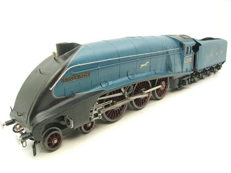 "Tower Models O Gauge LNER A4 Post War Pacific Class 4-6-2 ""Silver Fox"" R/N 2512 Electric 3 Rail image 22"
