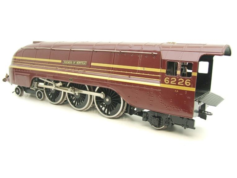 "Ace Trains E12B1S Coronation Pacific LMS ""Duchess of Norfolk"" R/N 6226 Electric 2/3 Rail Bxd image 12"